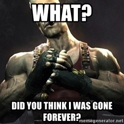 Duke Nukem Forever - what? did you think i was gone forever?