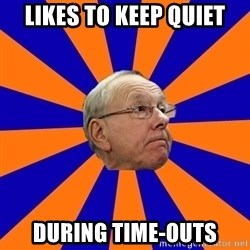 Jim Boeheim - LIkes to keep quiEt During time-outs