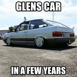 treiquilimei - GLENS CAR IN A FEW YEARS