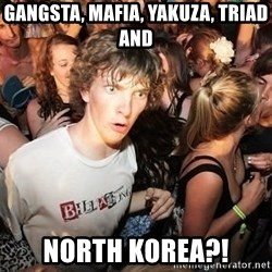 Sudden Realization Ralph - gangsta, mafia, yakuza, triad and north korea?!