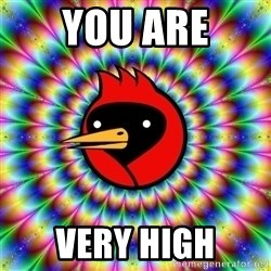 Omsk Crow - You are Very high