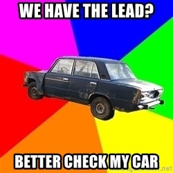 AdviceCar - we have the lead? better check my car