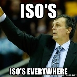 Kevin McFail Meme - iso's iso's everywhere