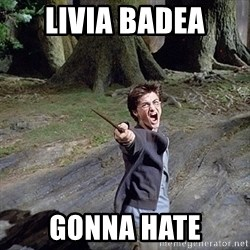 Pissed off Harry - Livia BADEA GONNA HATE