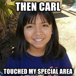 aylinfernanda - Then Carl Touched my special area