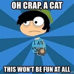 Poptropican - oh crap, a cat this won't be fun at all