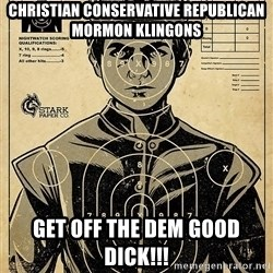Child queen Phlash Misericord - CHRISTIAN CONSERVATIVE REPUBLICAN MORMON KLINGONS GET OFF THE DEM GOOD DICK!!!