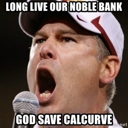 Pauw Whoads - Long live our noble BANK GOD SAVE CALCURVE