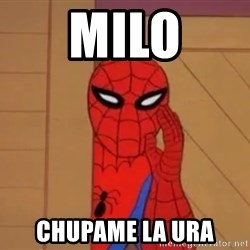 Spidermanwhisper - milo chupame la ura