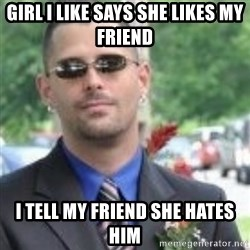 ButtHurt Sean - girl i like says she likes my friend i tell my friend she hates him