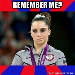 Mckayla Maroney Does Not Approve - REMEMBER ME?