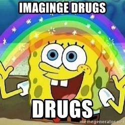 Imagination - IMAGINGE DRUGS DRUGS