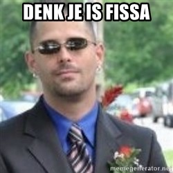ButtHurt Sean - DENK JE IS FISSA