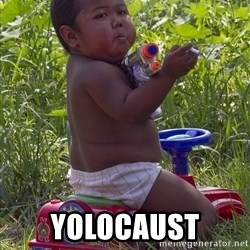 Swagger Baby -  YOLOCAUST