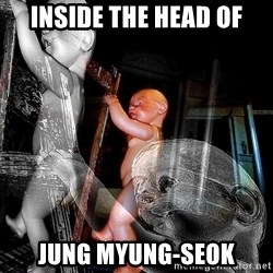 dead babies - INSIDE THE HEAD OF Jung Myung-Seok