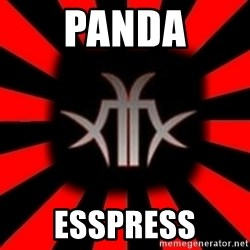 Typical The Matrixx - PANDA ESSPRESS