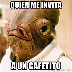 Its A Trap - quien me invita a un cafetito