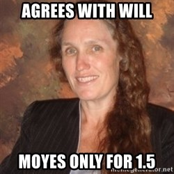 Westboro Baptist Church Lady - Agrees with will MoYEs Only for 1.5