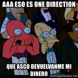 You should Feel Bad - aaa eso es one direction que asco devuelvanme mi dinero