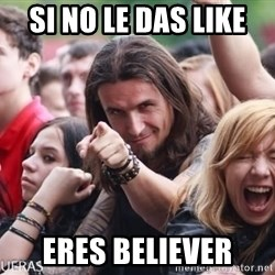 Ridiculously Photogenic Metalhead Guy - SI NO LE DAS LIKE  ERES BELIEVER