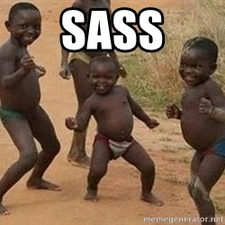 african children dancing - SASS
