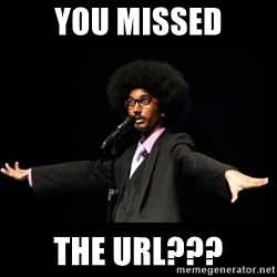 AFRO Knows - you missed the url???