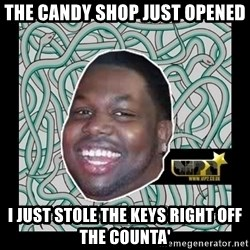 ViP2 Gayle - THE CANDY SHOP JUST OPENED I JUST STOLE THE KEYS RIGHT OFF THE COUNTA'