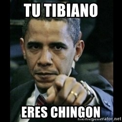 obama pointing - tu tibiano eres chingon