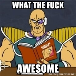 El Arte de Amarte por Nappa - WHAT THE FUCK AWESOME