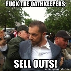 Adam Kokesh - Fuck the oathkeepers Sell outs!