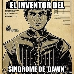 Child queen Phlash Misericord - EL INVENTOR DEL SINDROME DE 'DAWN'