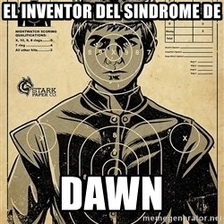 Child queen Phlash Misericord - EL INVENTOR DEL SINDROME DE DAWN