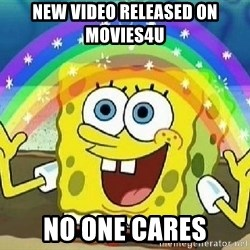 Imagination - new video released on movies4u no one cares