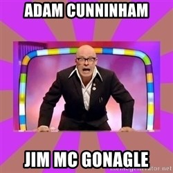 Harry Hill Fight - Adam cunninham Jim Mc Gonagle