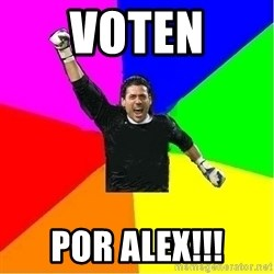 cool_goalkeeper - VOTEN POR ALEX!!!