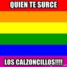 You're Probably Gay - QUIEN TE SURCE LOS CALZONCILLOS!!!!