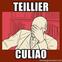 Lenin Disapproves - Teillier  culiao