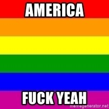 You're Probably Gay - America Fuck Yeah