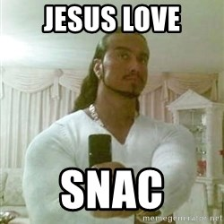 Guido Jesus - Jesus Love SNAC