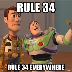 Toy Story Everywhere - Rule 34 rule 34 everywhere