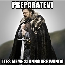 ned stark as the doctor - Preparatevi i TES meme stanno arrivando