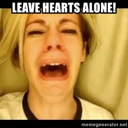 leave britney - Leave Hearts Alone!