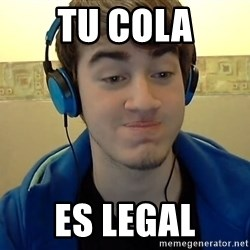 Ramaneitor - TU COLA ES LEGAL