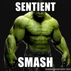 incrediblehulk - Sentient Smash