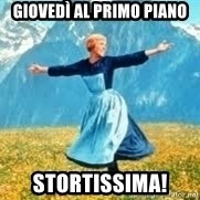 Look at all these - Giovedì al Primo Piano stortissima!