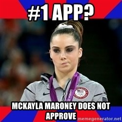 Mckayla Maroney Does Not Approve - #1 App? Mckayla Maroney Does Not Approve