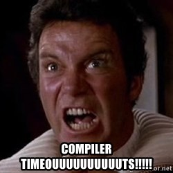 Khan -  COMPILER TIMEOUUUUUUUUUUTS!!!!!
