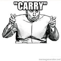 "dr evil austin powers - ""carry"""
