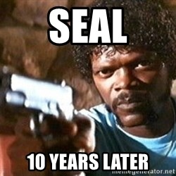 Pulp Fiction - SEAL 10 YEARS LATER