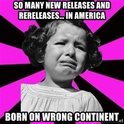 Doll People - So many new releases and rereleases... in America born on wrong continent